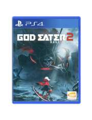 God Eater 2 Rage Burst PS4-28071