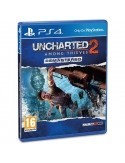 Uncharted 2 Among Thieves Remastered PS4