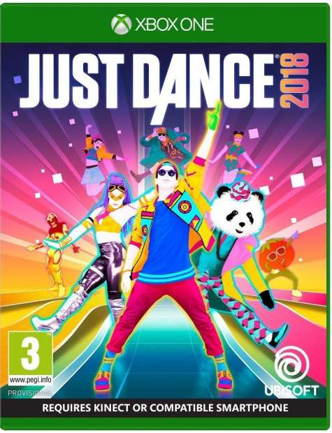 Just Dance 2018 Xone-26117