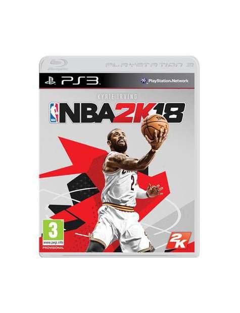 NBA 2K18 PS3-28309