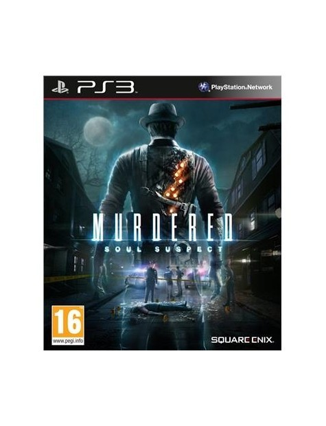 Murdered Soul Suspect PS3-1500