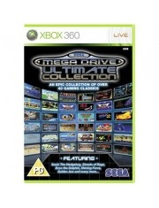 Sega Mega Drive Ultimate Collection XBOX-20323