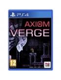 Axiom Verge PS4