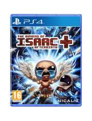 The Binding of Isaac: Afterbirth   PS4-28987