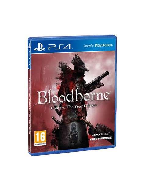 Bloodborne Goty PS4-23250