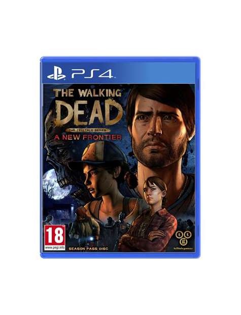 The Walking Dead The Telltale Series A New PS4-29060