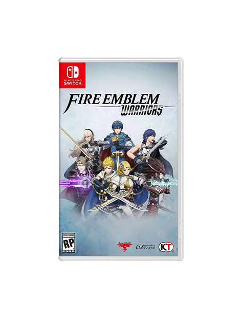 Fire Emblem Warriors NDSW-29076
