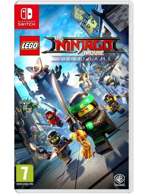 Lego Ninjago Movie Videogame NDSW-29091