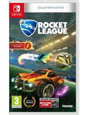 Rocket League Collectors Editions NDSW-29111