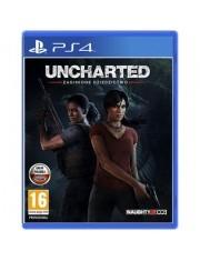 Uncharted Zaginione Dziedzictwo PL PS4-29311