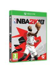 NBA 2K18 Xone-29337