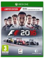 F1 2016 Limited Edition Xone-20595