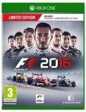 F1 2016 Limited Edition Xone