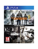 Tom Clancy's The Division + Rainbow Six Siege PS4