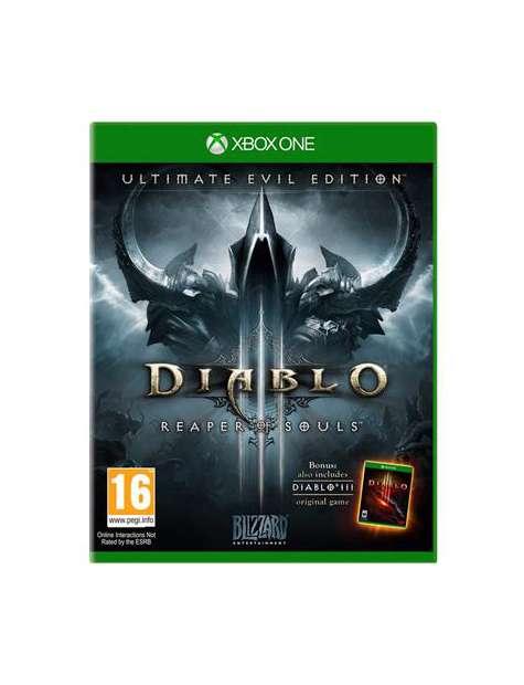 Diablo III Reaper of Souls Ultimate Evil Ed Xone-6802