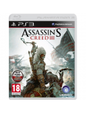 Assassin's Creed III PL PS3