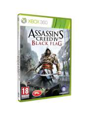 Assassin's Creed IV Black Flag PL Xbox360-8438