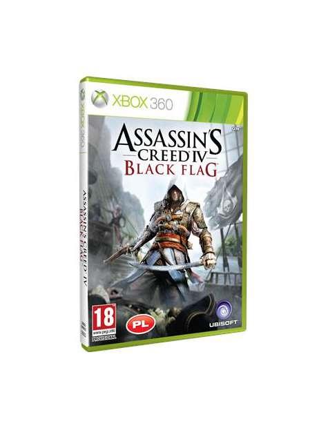 Assassin's Creed IV Black Flag PL Xbox360-8438