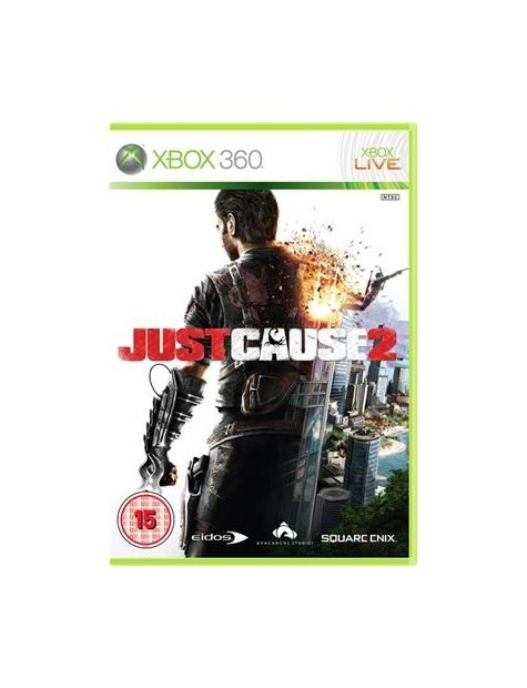 Just Cause 2 Xbox360-8197