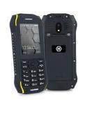 myPhone Hammer Delta Czarny / Pomarańczowy