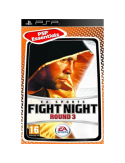 EA Sports Fight Night Round 3 PSP