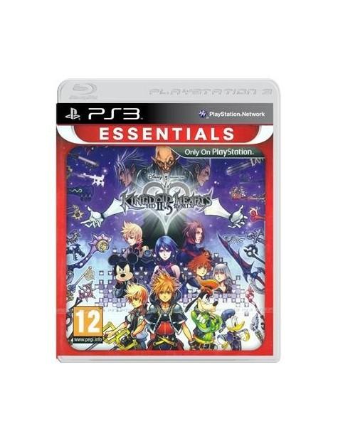 Kingdom Hearts HD 2.5 Remix Essentials PS3-30198