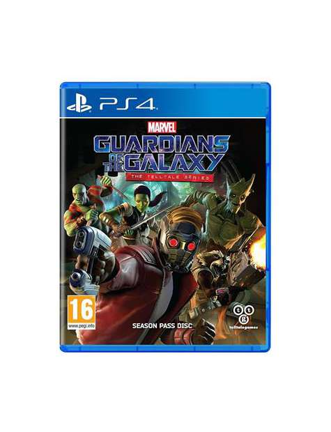 Marvel Guardians of the Galaxy The Telltale Se PS4-30241