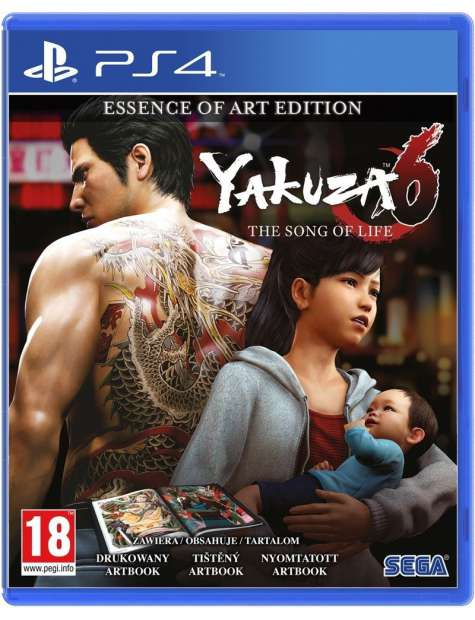 Yakuza 6 The Song Of Life PS4-28293