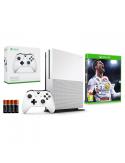 Xbox One S 1TB + Fifa 18 + 2 Pady Białe