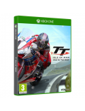 TT Isle of Man Ride on the Edge Xone