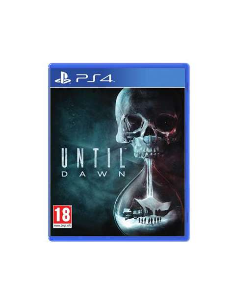 Until Dawn PS4-30848