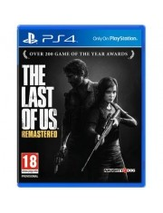 The Last of US Remastered PS4 ANG-30860