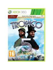 Tropico 5 Limited Special Edition Xbox360-30911