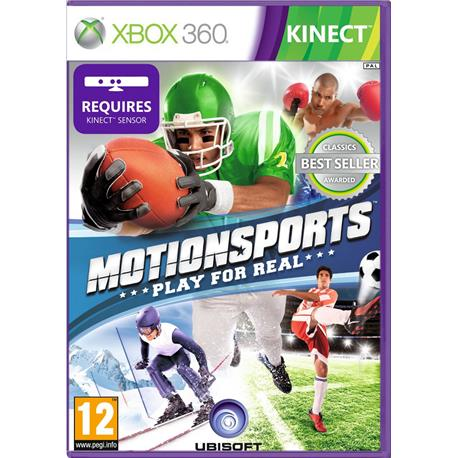 Motionsports Play For Real Xbox360-30922