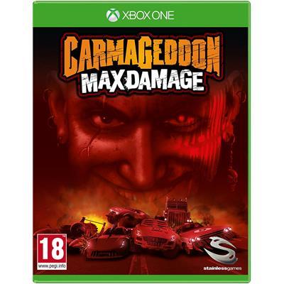 Carmageddon Max Damage Xone-30939