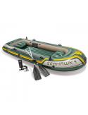 Intex Ponton Seahawk 4 68351 wym.3,51mx1,45mx48cm