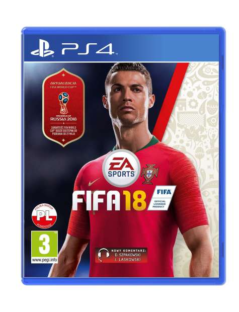 Fifa 18 PS4-22752
