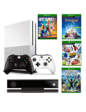 Xbox One S 1TB+Kinect+Rivals+JD17+Disneyland+Rush