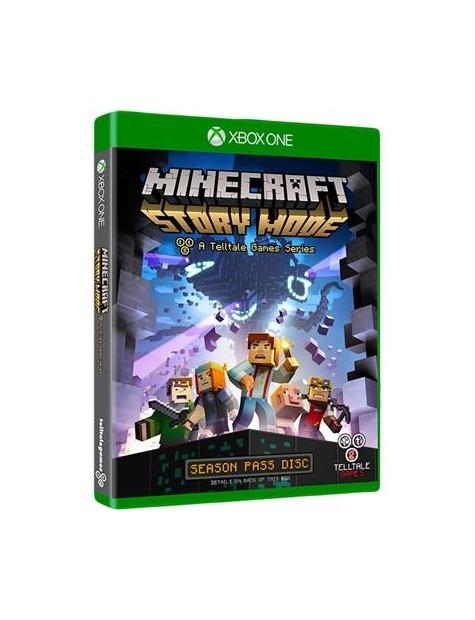 Minecraft Story Mode Xone-7470