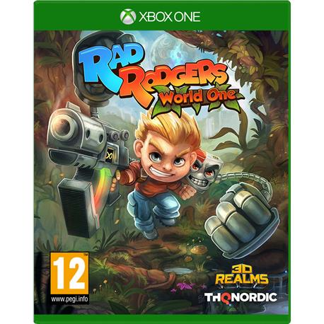 Rad Rodgers Xone-31243