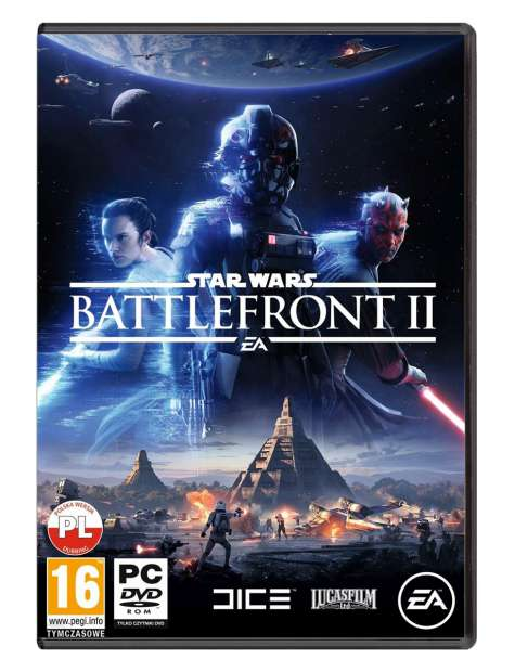 Star Wars Battlefront II PL PC-31312