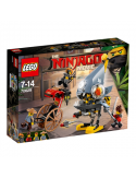 Klocki Lego Ninjago 70629 Atak Piranii