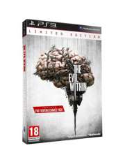 The Evil Within Limited Edition PS3-31806