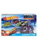 Hot Wheels Zestaw Torów z Potworami Skorpion DWK97