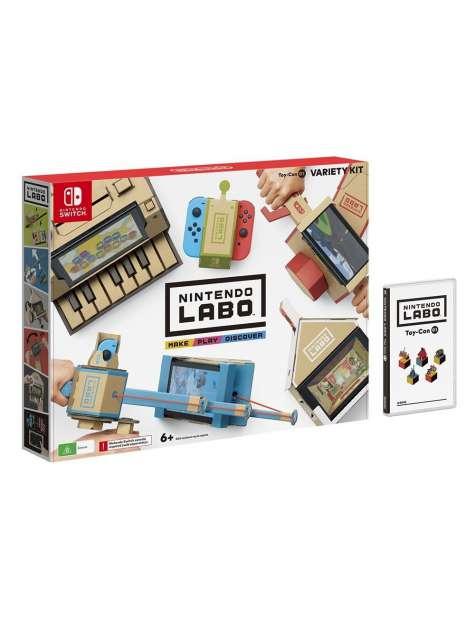Gra Nintendo Labo Variety Kit NDSW