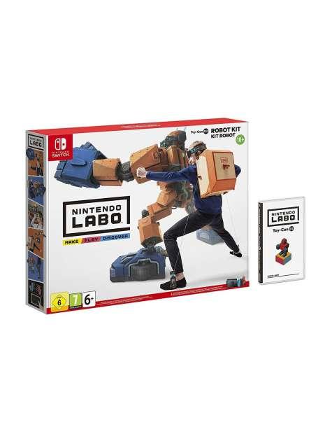 Gra Nintendo Labo Robot Kit NDSW