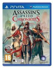 Assassin's Creed Chronicles Pack PSV-32322