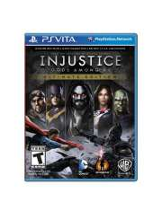 Injustice Gods Among Us Ultimate Ed PSV-32490