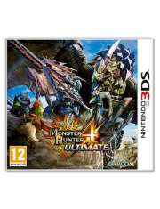 Monster Hunter 4 Ultimate 3DS-32555