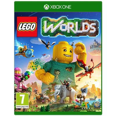 Lego Worlds PL Xone -18976
